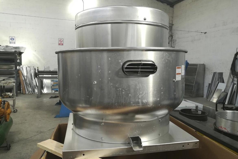 Inductesa construcci n y dise o de ventilaci n mec nica - Extractor de olores ...